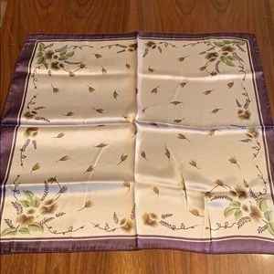"20"" Square Silk Scarf"